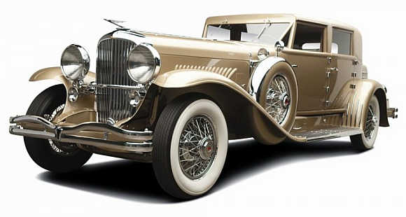 1934 Duesenberg was sold for $1.43 million