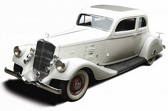 1934 Silver Arrow was sold for $258,500