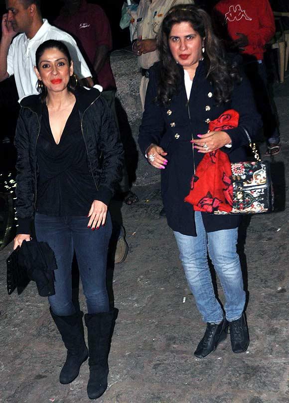 Bhavna Pandey and Anna Singh