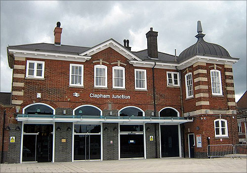 Clapham Junction, London, UK