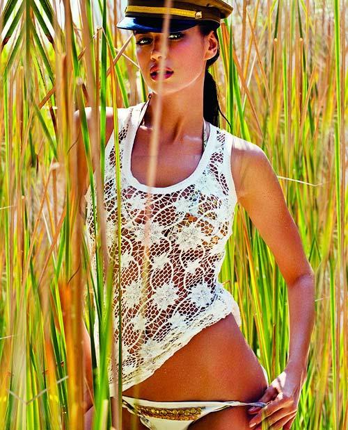 Irina Shayk for Agua Bendita