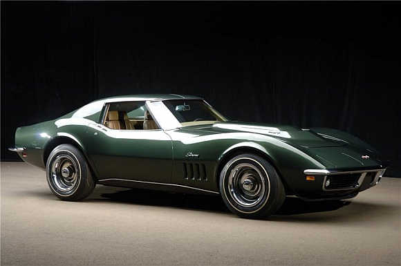 L-88 Corvette was sold for $280,500.