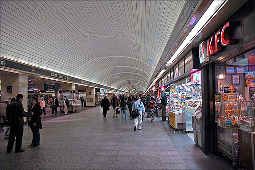 Penn Station, New York, US