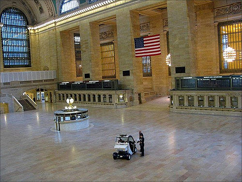Grand Central Terminal, New York, US
