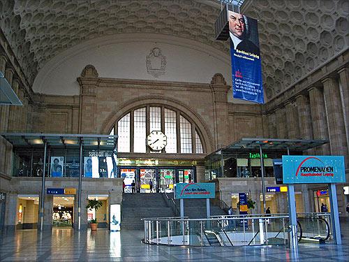 Leipzig Hauptbahnhof,