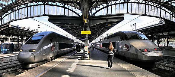 TGV Reseau.