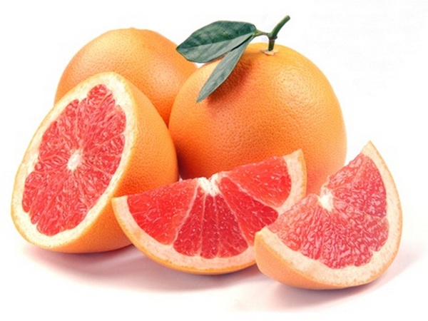 Nutrient rich Grapefruit for healthy weight loss