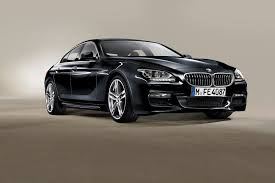 2013 BMW 6 Series Gran Coupe in New York.