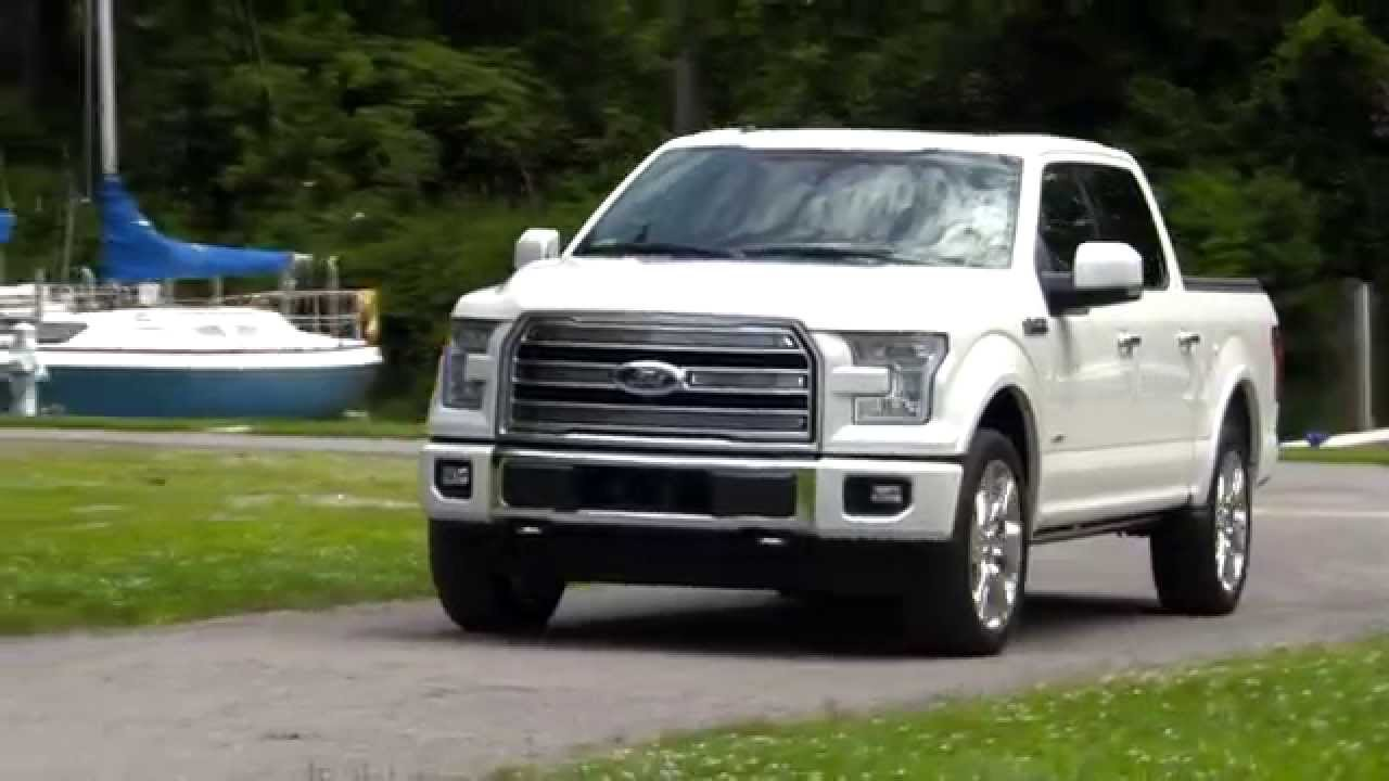 Ford F-150 Limited SuperCrew 4x4.