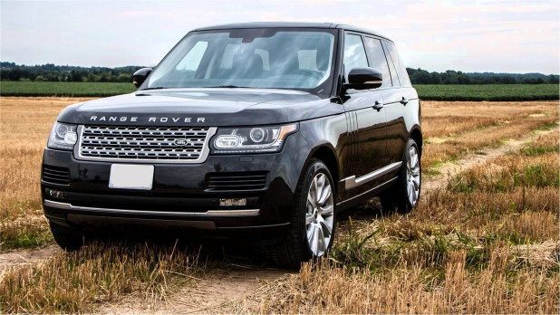 Land Rover Range Rover Autobiography.